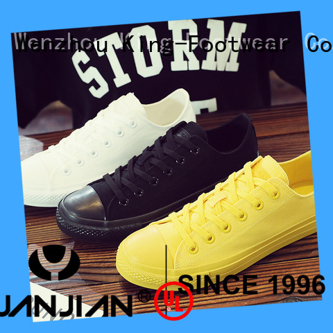 King-Footwear fashion good skate shoes factory price for traveling