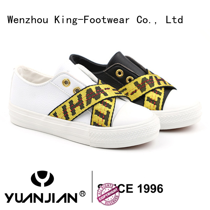 King-Footwear popular casual wear shoes for men supplier for schooling