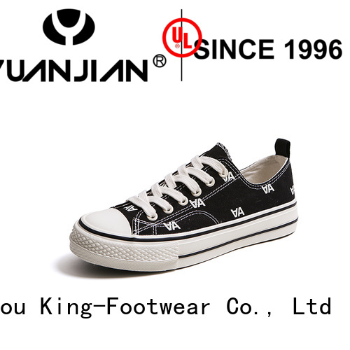 beautiful womens canvas trainers manufacturer for daily life
