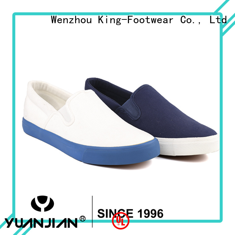 beautiful canvas shoes without lace promotion for school