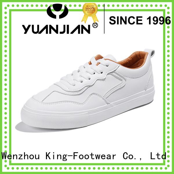 King-Footwear modern fashion footwear personalized for schooling