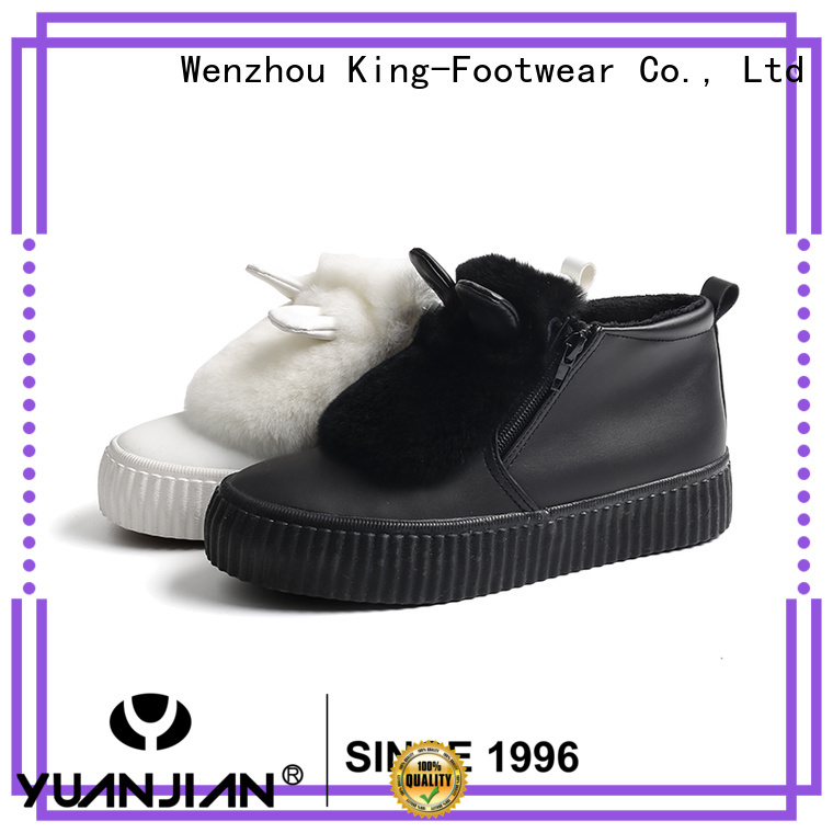 King-Footwear vulcanized rubber shoes supplier for traveling