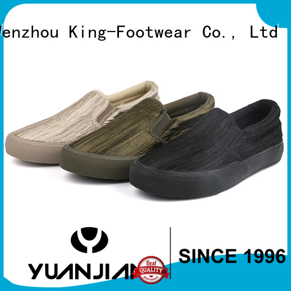 King-Footwear pu footwear supplier for traveling