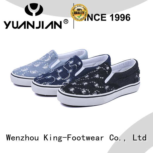 King-Footwear casual slip on shoes supplier for occasional wearing