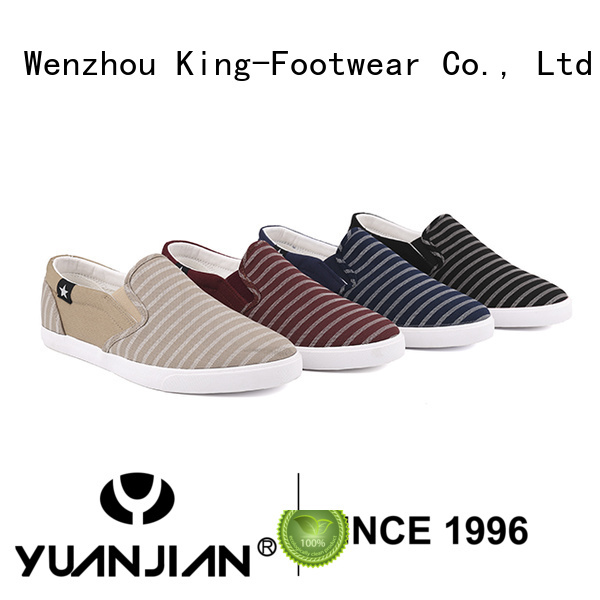 King-Footwear beautiful glitter canvas shoes wholesale for travel