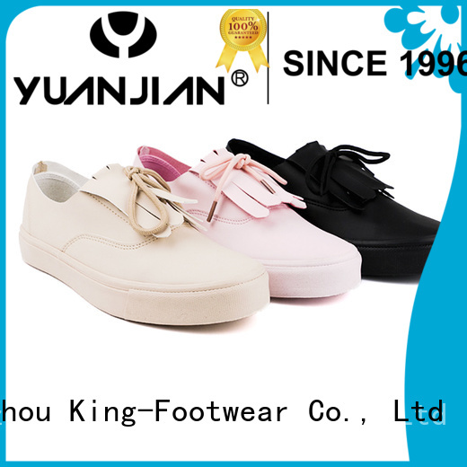 King-Footwear modern pvc shoes supplier for occasional wearing