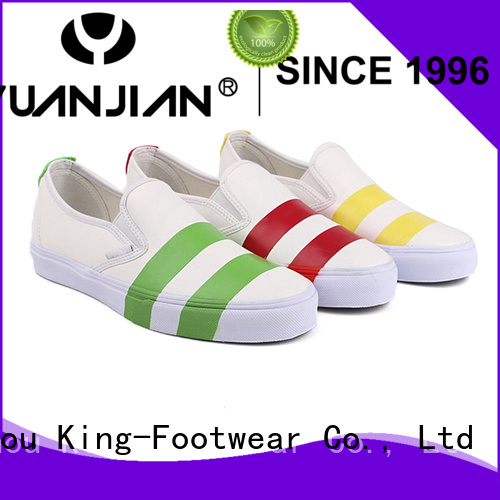 King-Footwear hot sell skateboard shoes brands factory price for sports