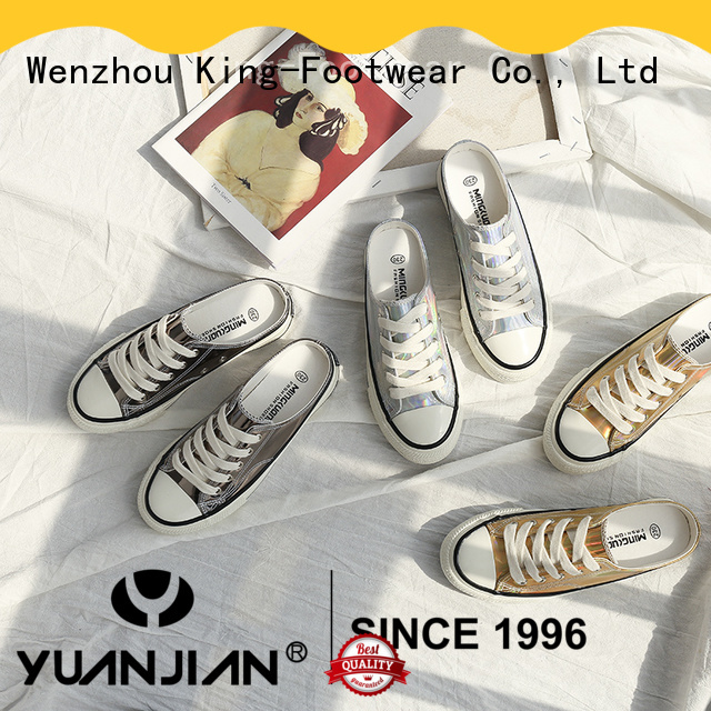 King-Footwear pvc shoes design for occasional wearing