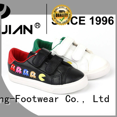 modern vulcanized rubber shoes personalized for schooling