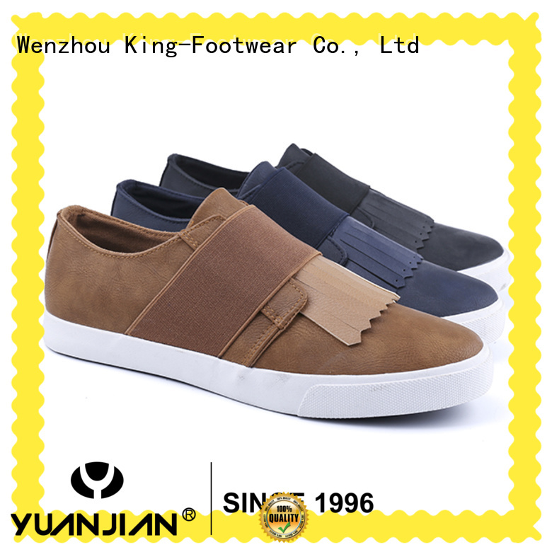 popular vulc shoes factory price for traveling