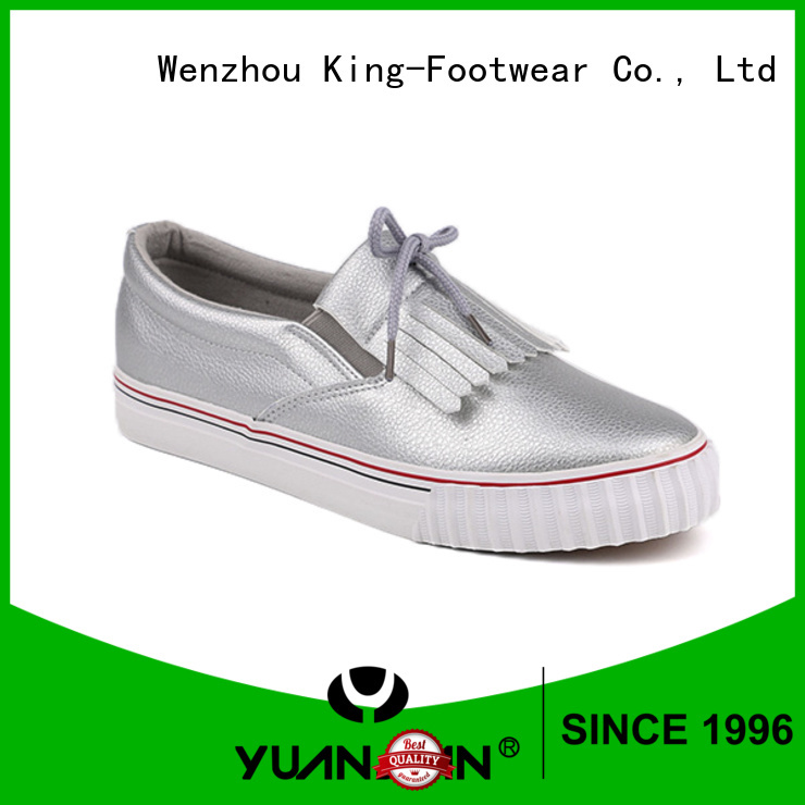 King-Footwear fashion casual skate shoes supplier for traveling