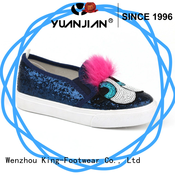 King-Footwear vulc shoes personalized for occasional wearing