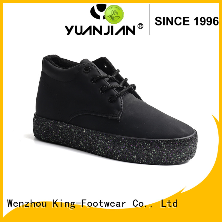 best skate shoes supplier for schooling King-Footwear