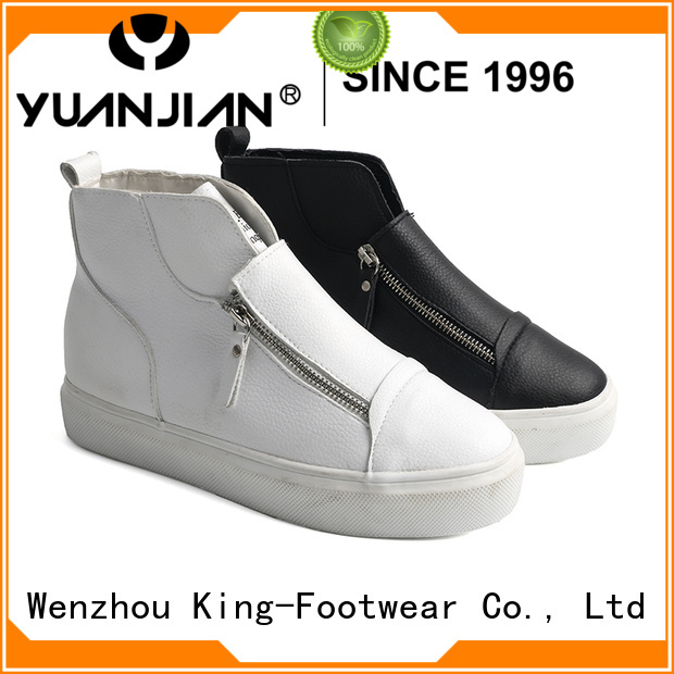 modern types of skate shoes supplier for traveling