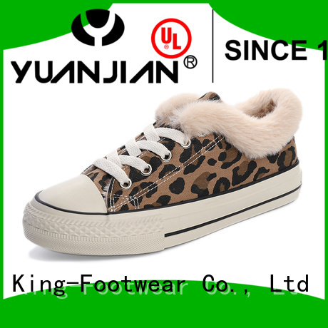 King-Footwear casual skate shoes supplier for sports