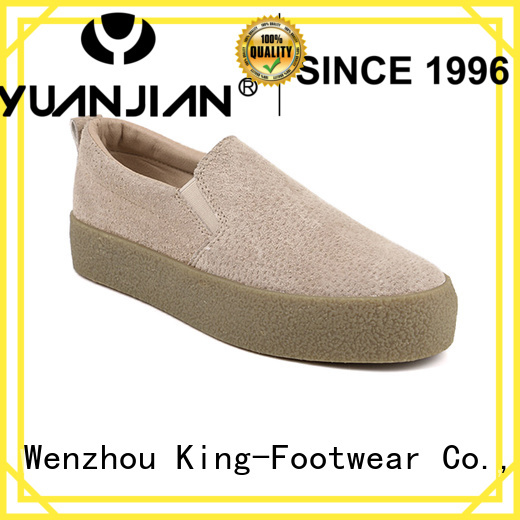 King-Footwear popular vulc shoes factory price for schooling