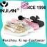 King-Footwear leisure fabric sneaker on sale for kids