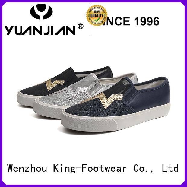 King-Footwear popular high top skate shoes personalized for schooling