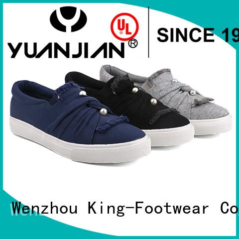 King-Footwear popular comfort footwear personalized for schooling