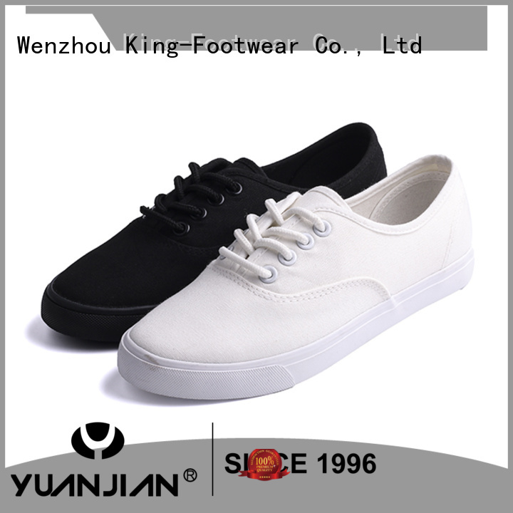 King-Footwear hot sell good skate shoes design for schooling