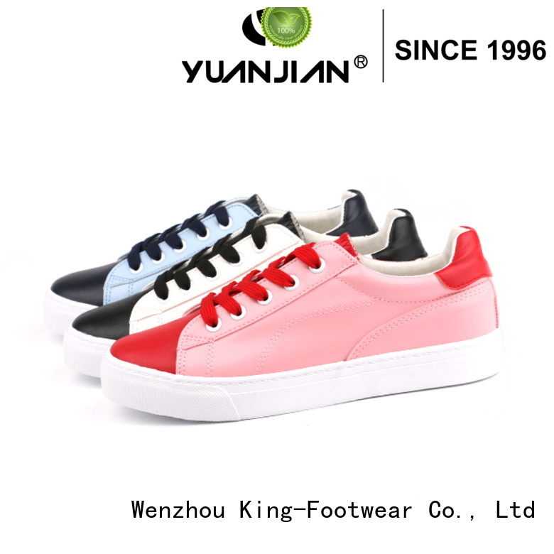 King-Footwear fancy sneaker supplier for kids