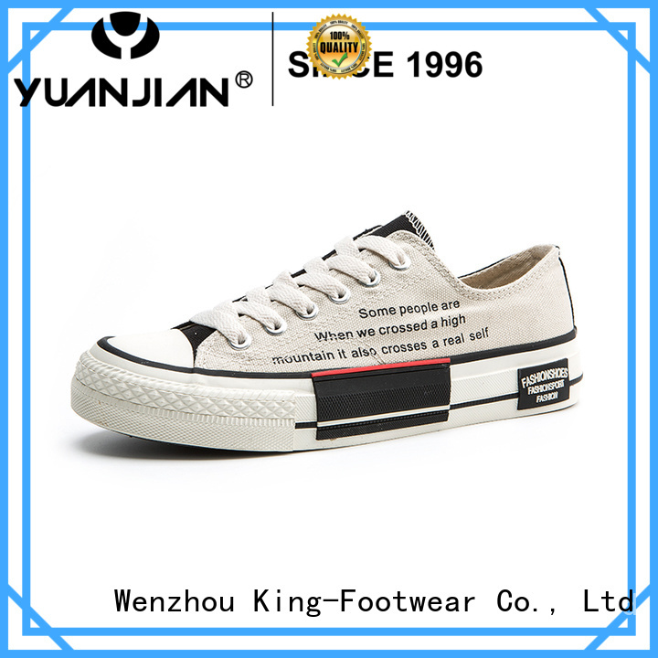 durable best canvas shoes manufacturer for daily life