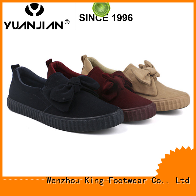 King-Footwear pu shoes supplier for sports
