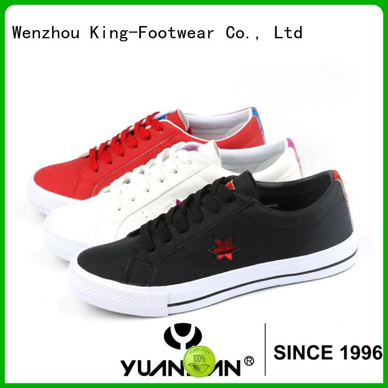 King-Footwear knit sneaker supplier for men