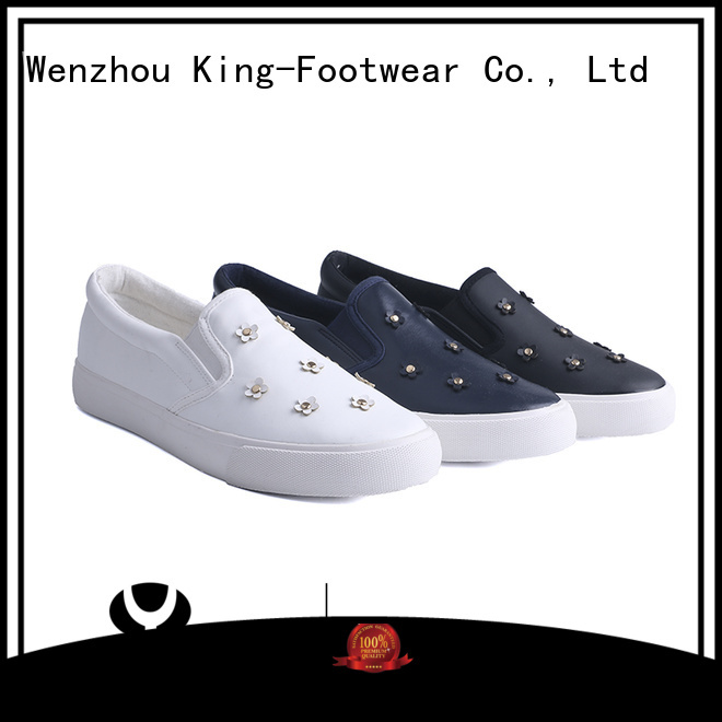 King-Footwear hot sell fashionable mens shoes supplier for sports
