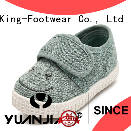 King-Footwear baby girl boots manufacturer for children